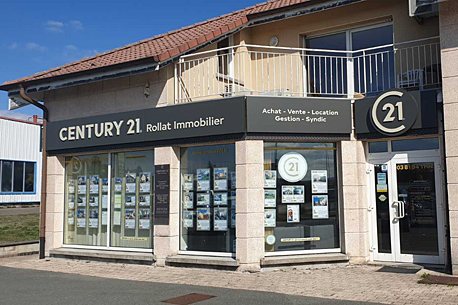 Agence immobilière CENTURY 21 Rollat Immobilier, 25400 EXINCOURT